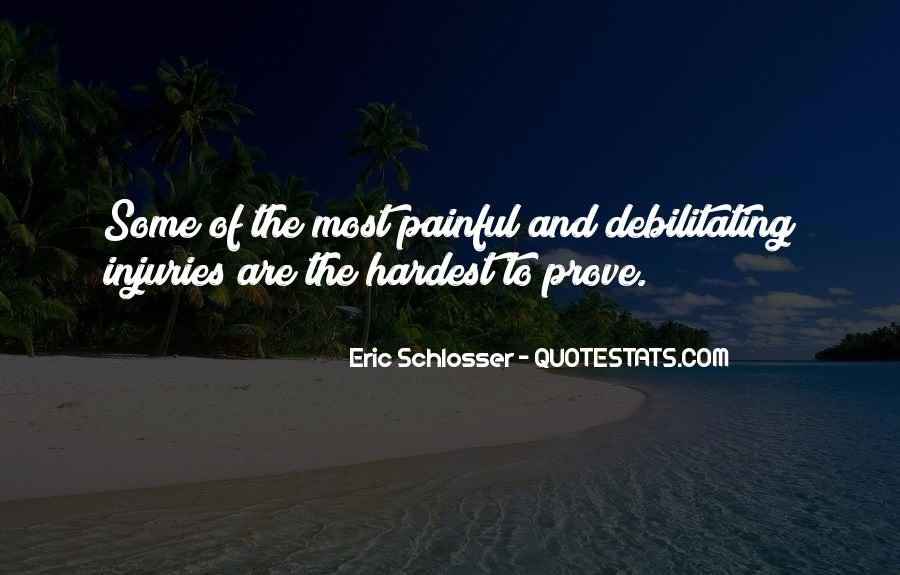Most Painful Sayings #239434