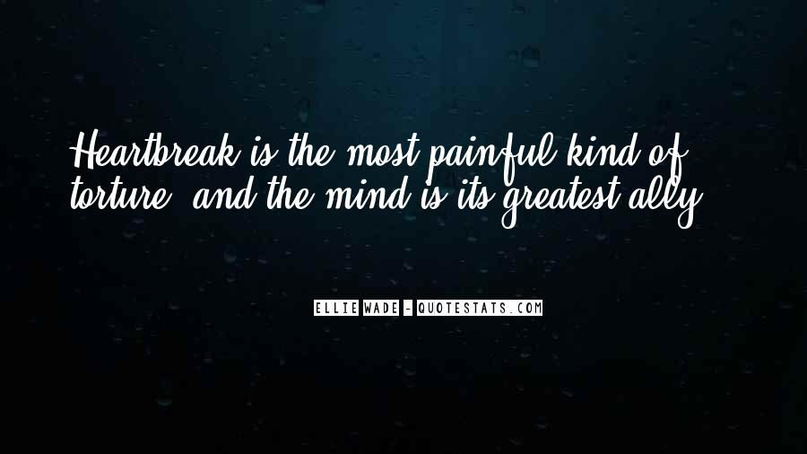Most Painful Sayings #417898