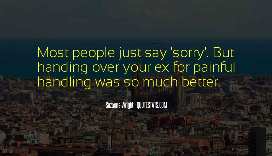 Most Painful Sayings #445565