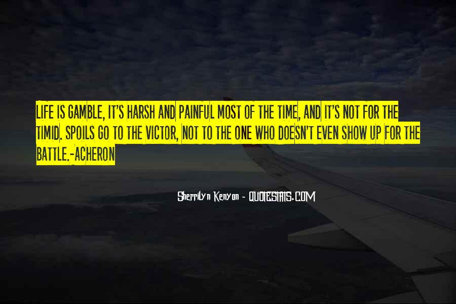 Most Painful Sayings #600487