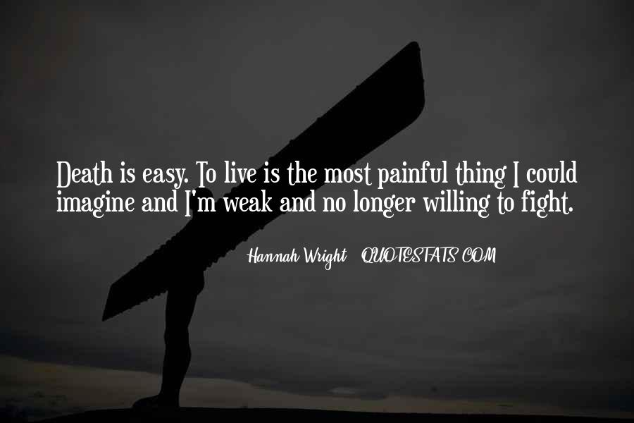 Most Painful Sayings #61704