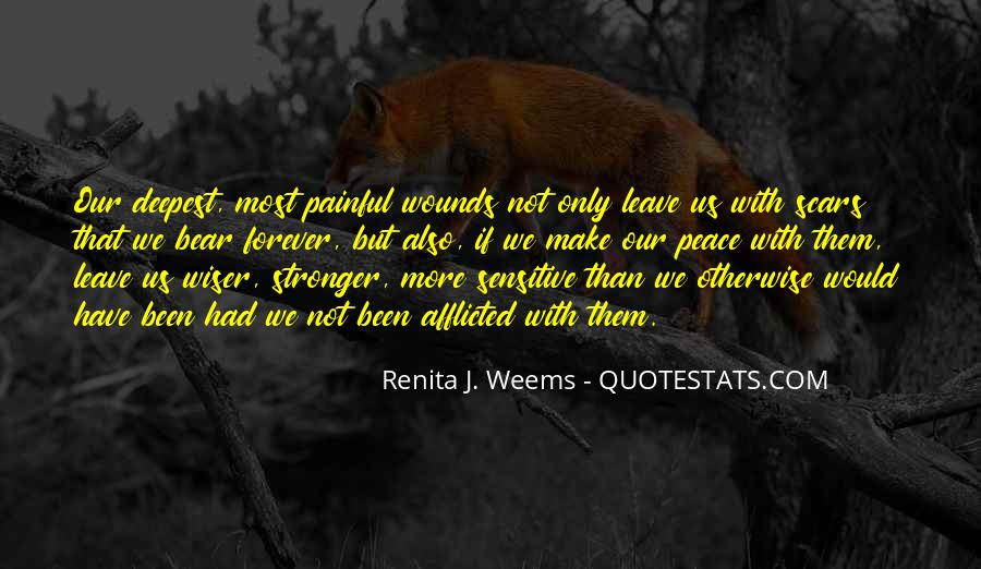 Most Painful Sayings #631079