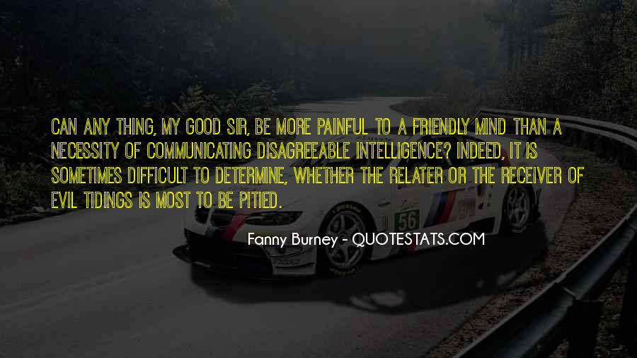 Most Painful Sayings #640805