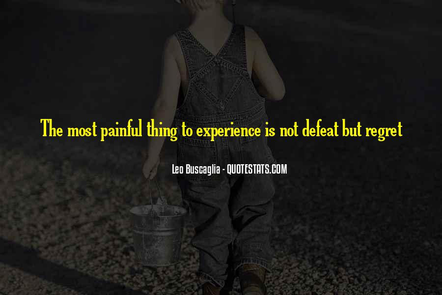 Most Painful Sayings #697473