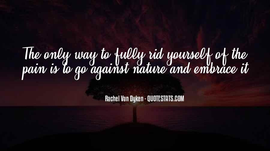 Quotes About Sickness And Recovery #700160