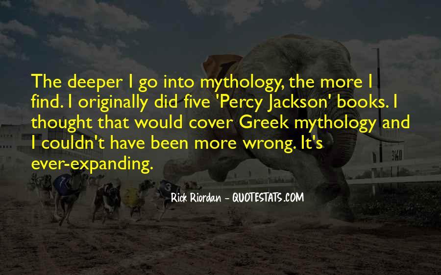 Percy Jackson Greek Sayings #1343452