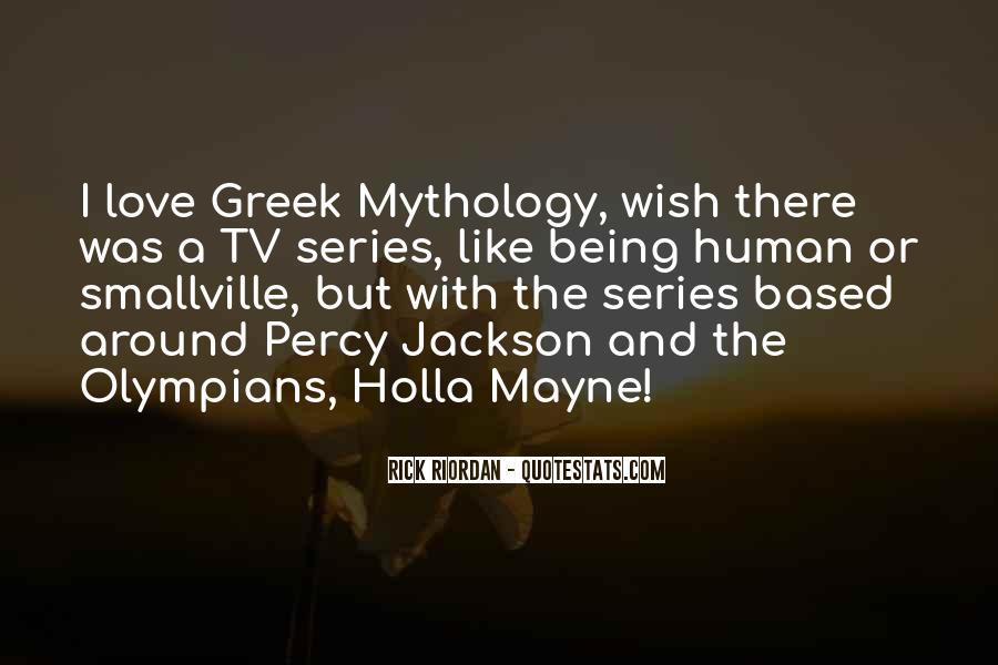 Percy Jackson Greek Sayings #368363