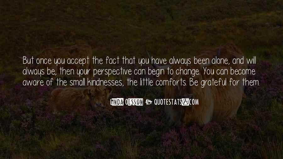 Change Perspective Sayings #1233568