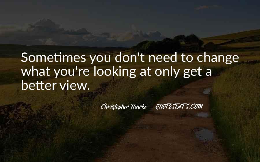 Change Perspective Sayings #1258274