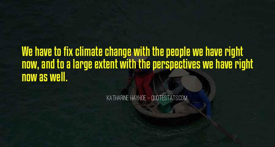 Change Perspective Sayings #126497