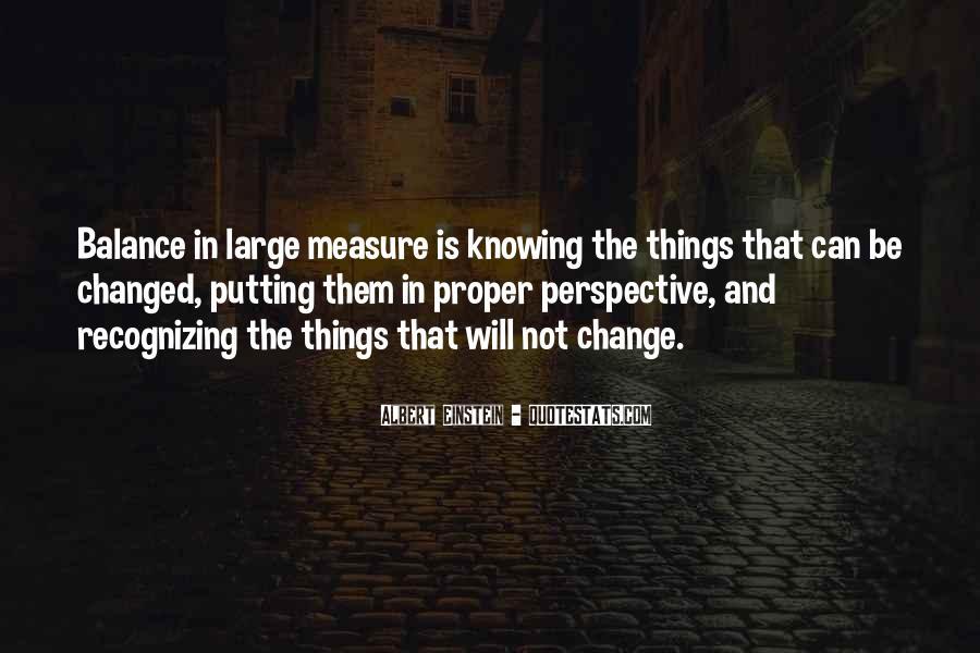 Change Perspective Sayings #166558