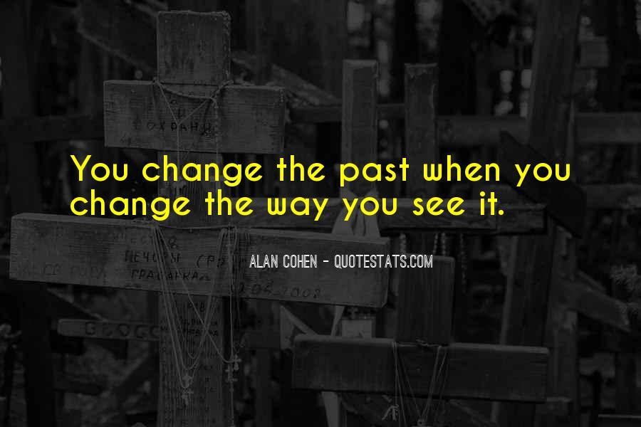 Change Perspective Sayings #257329