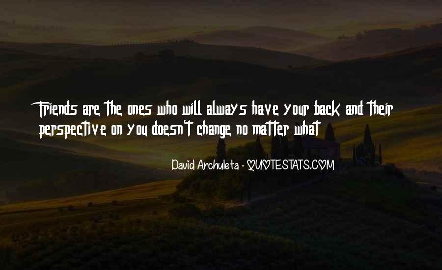 Change Perspective Sayings #334344