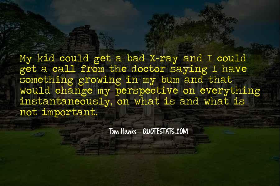 Change Perspective Sayings #409797
