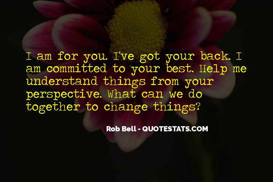 Change Perspective Sayings #410781