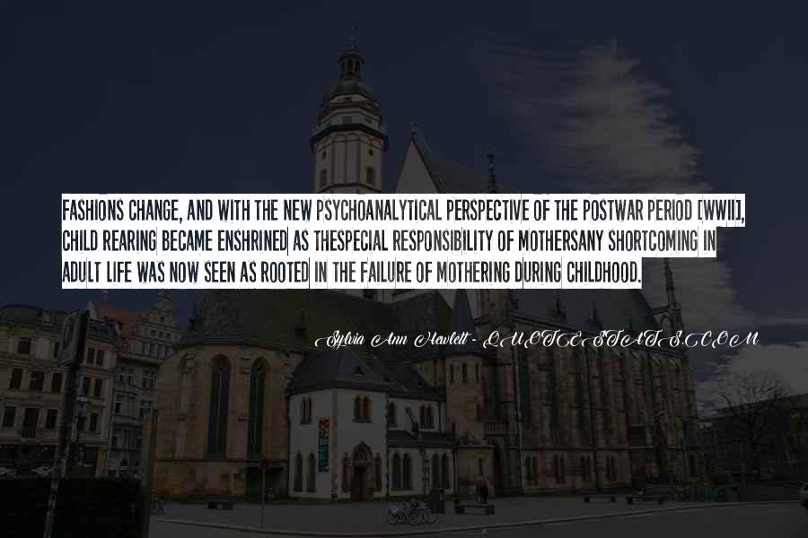 Change Perspective Sayings #423564