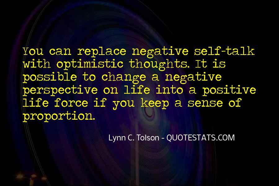 Change Perspective Sayings #471567