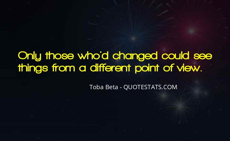 Change Perspective Sayings #717355