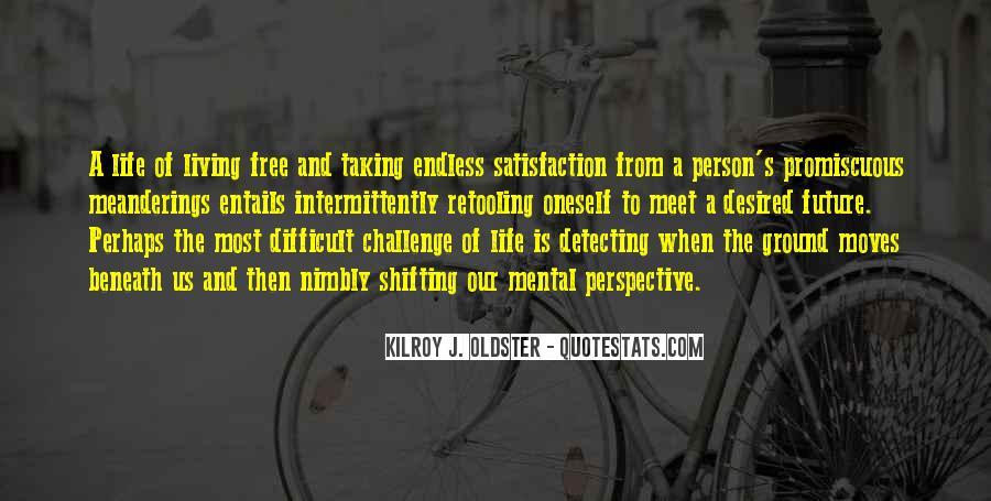 Change Perspective Sayings #733913