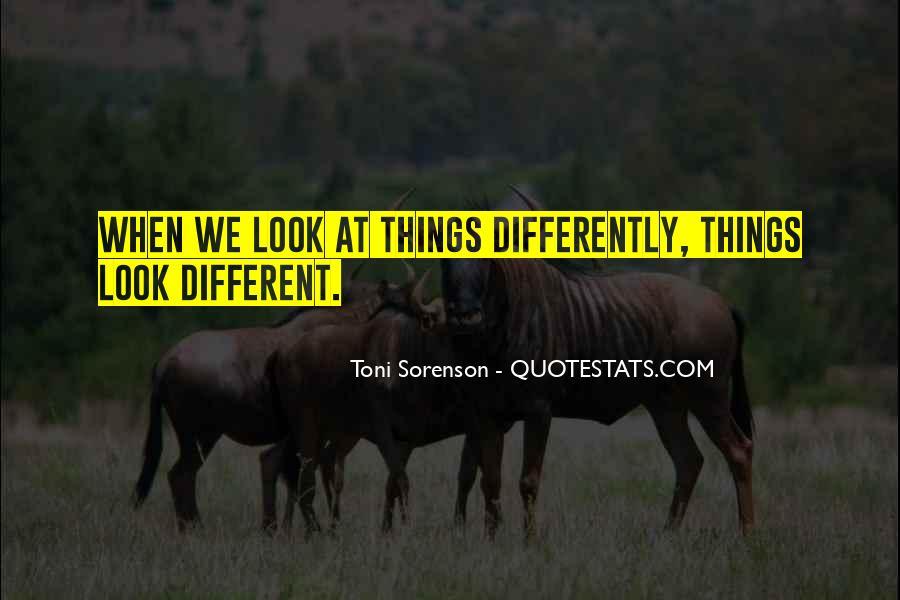 Change Perspective Sayings #802139