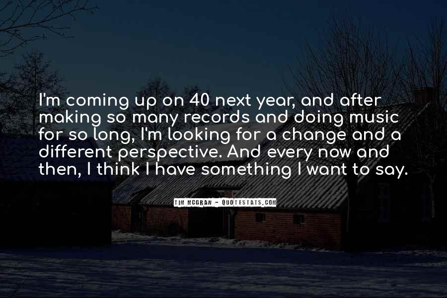 Change Perspective Sayings #806200