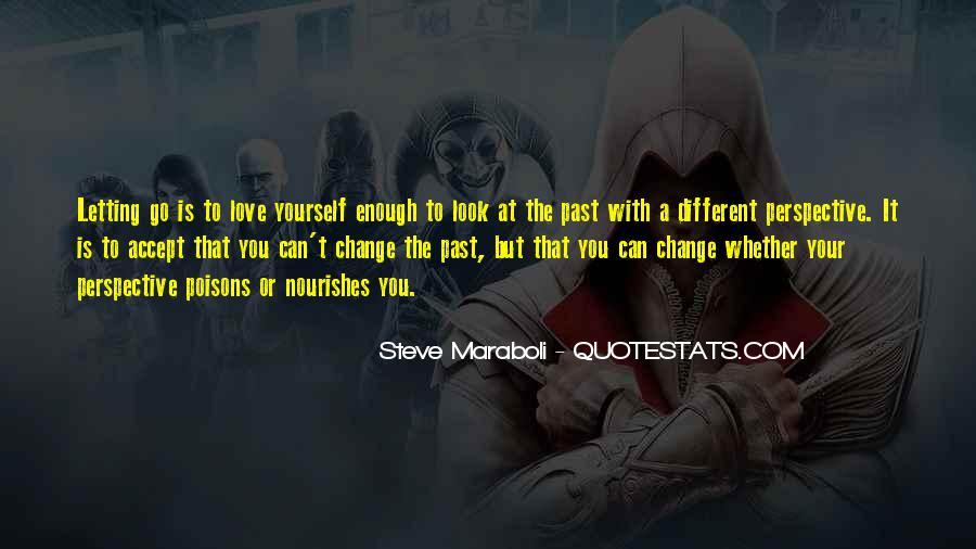 Change Perspective Sayings #843911