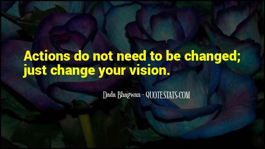 Change Perspective Sayings #952817