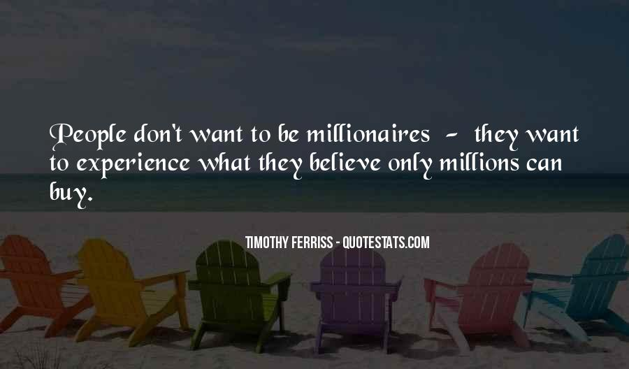 Quotes About Rich Lifestyle #837954