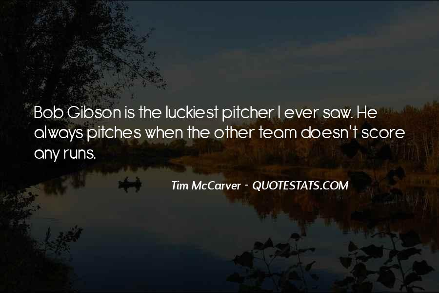 Baseball Pitcher Sayings #1257926