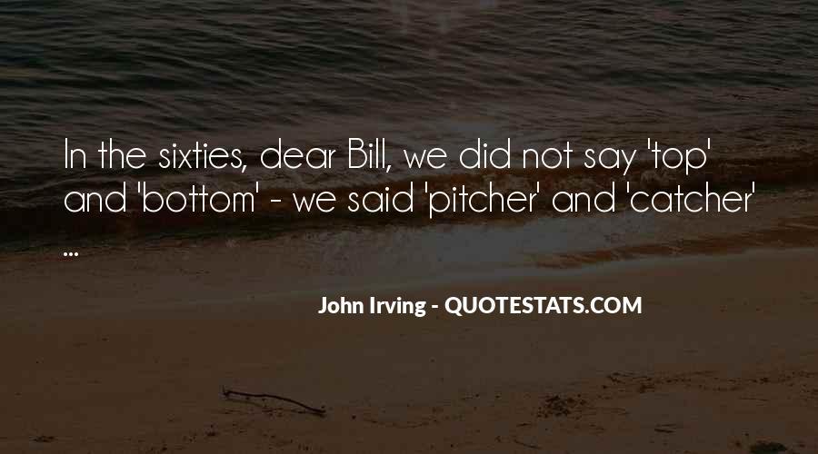 Baseball Pitcher Sayings #1535622