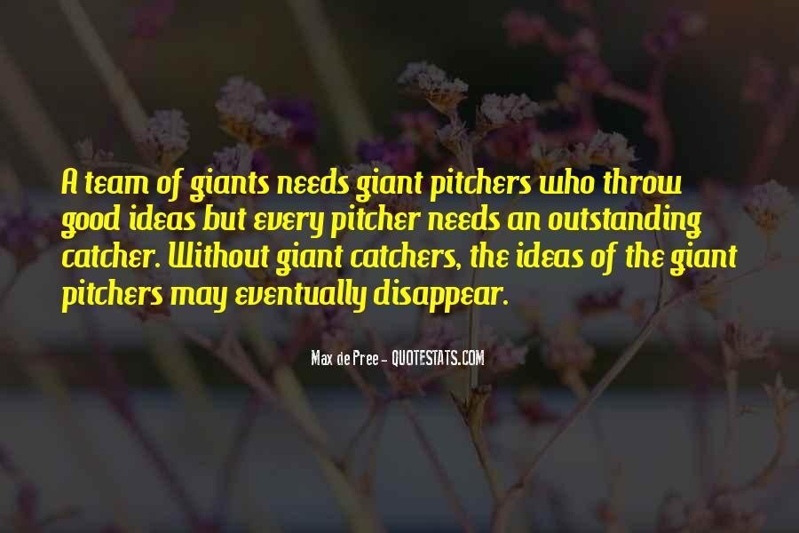 Baseball Pitcher Sayings #430135