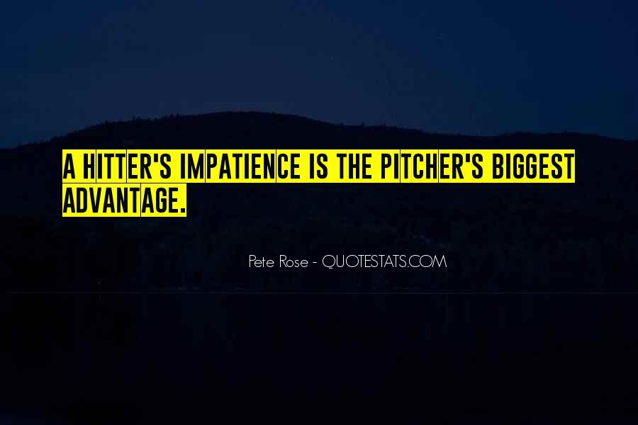 Baseball Pitcher Sayings #450659
