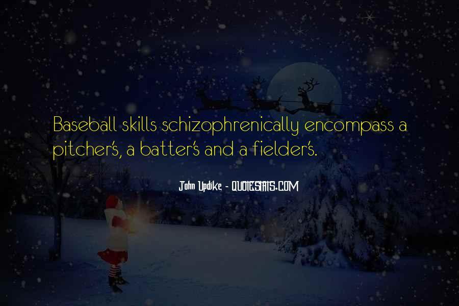 Baseball Pitcher Sayings #731581