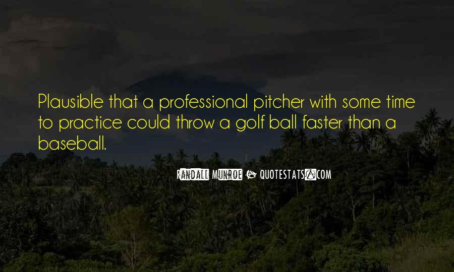 Baseball Pitcher Sayings #733259