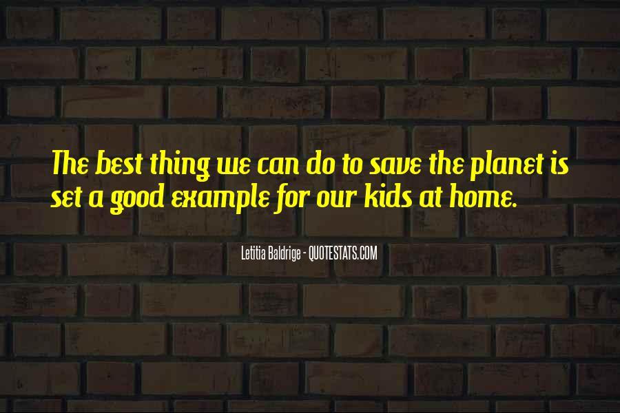 Save The Planet Sayings #1119552