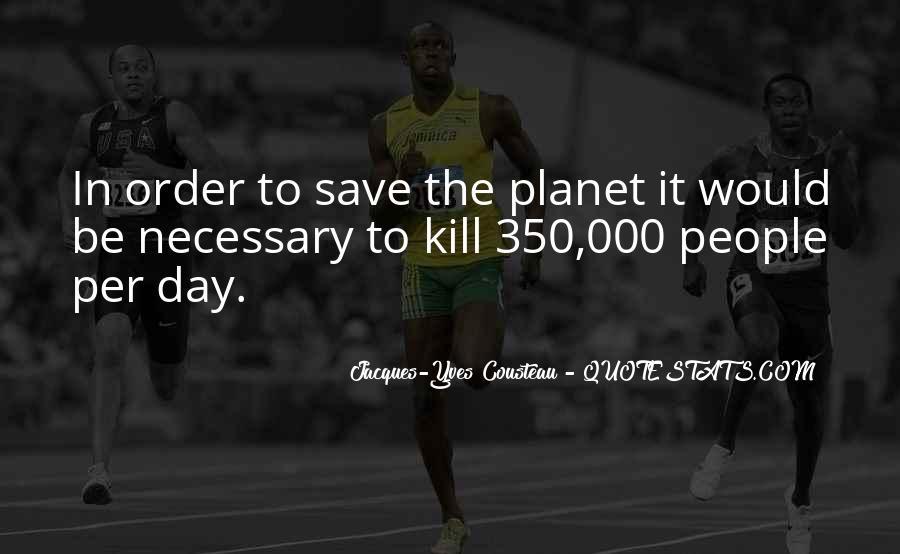 Save The Planet Sayings #1181973