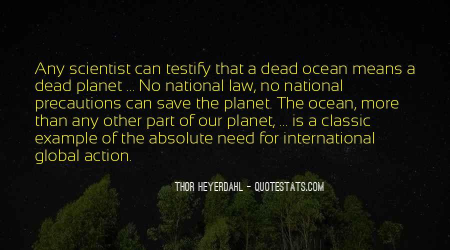 Save The Planet Sayings #1483726