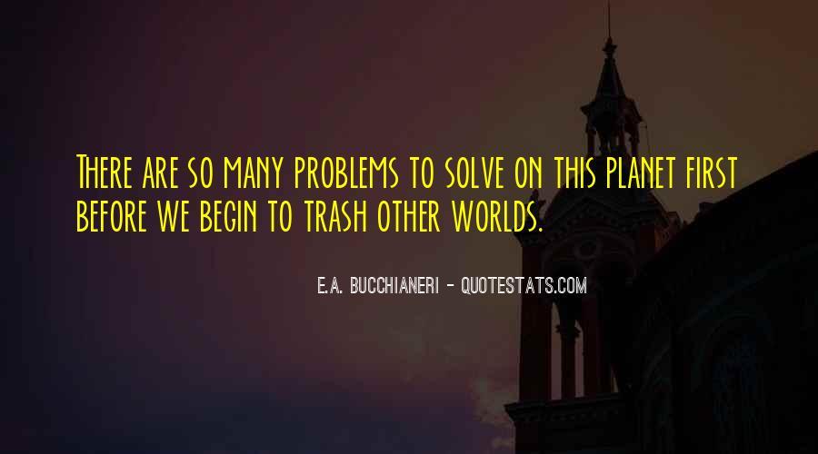 Save The Planet Sayings #1654532