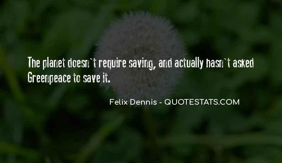 Save The Planet Sayings #292519