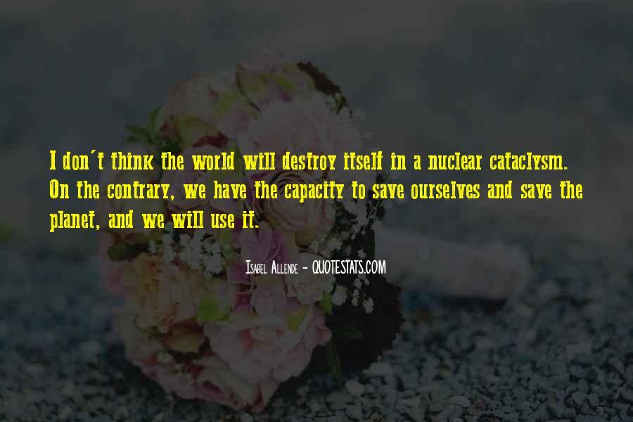Save The Planet Sayings #415002