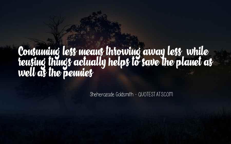 Save The Planet Sayings #57095