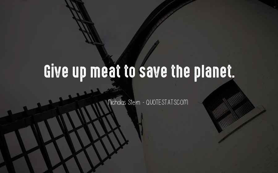 Save The Planet Sayings #620723
