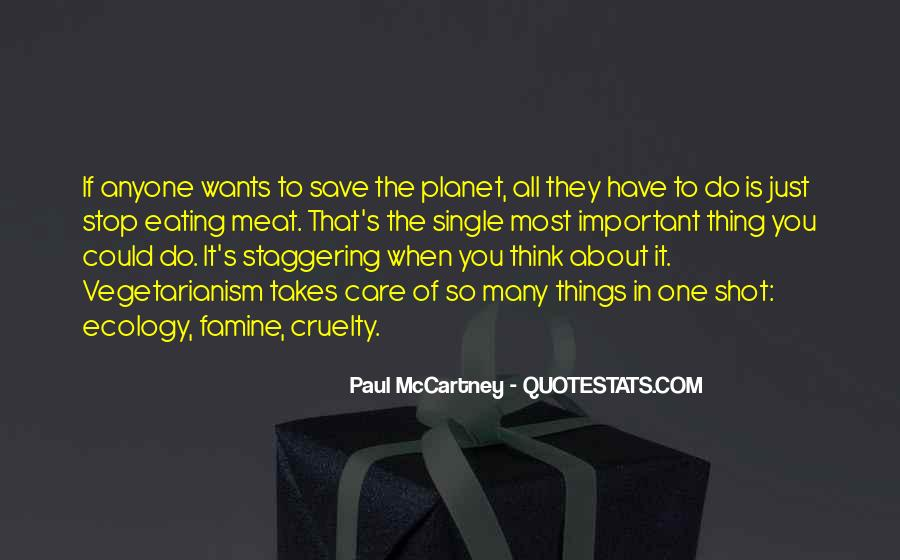 Save The Planet Sayings #711304