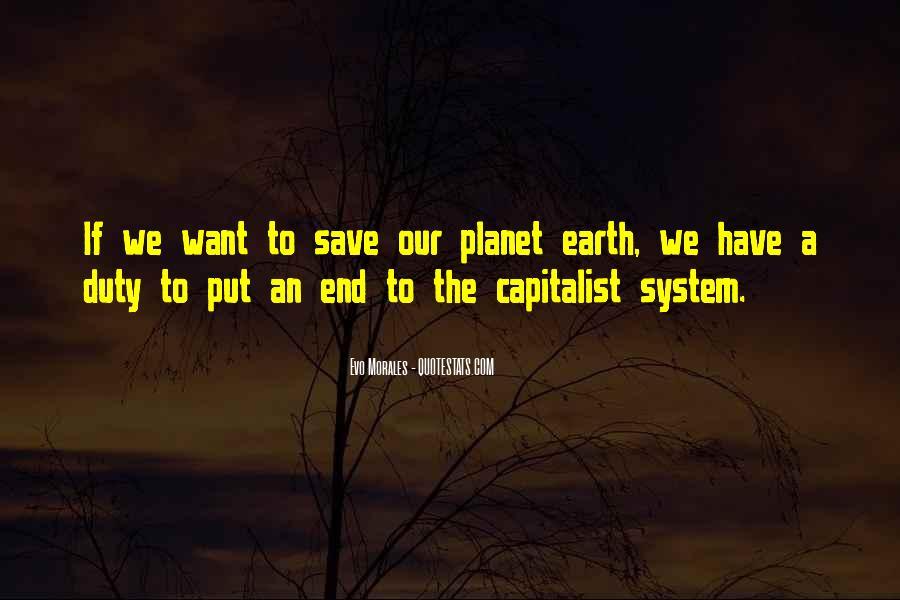 Save The Planet Sayings #72330