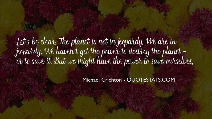 Save The Planet Sayings #886275