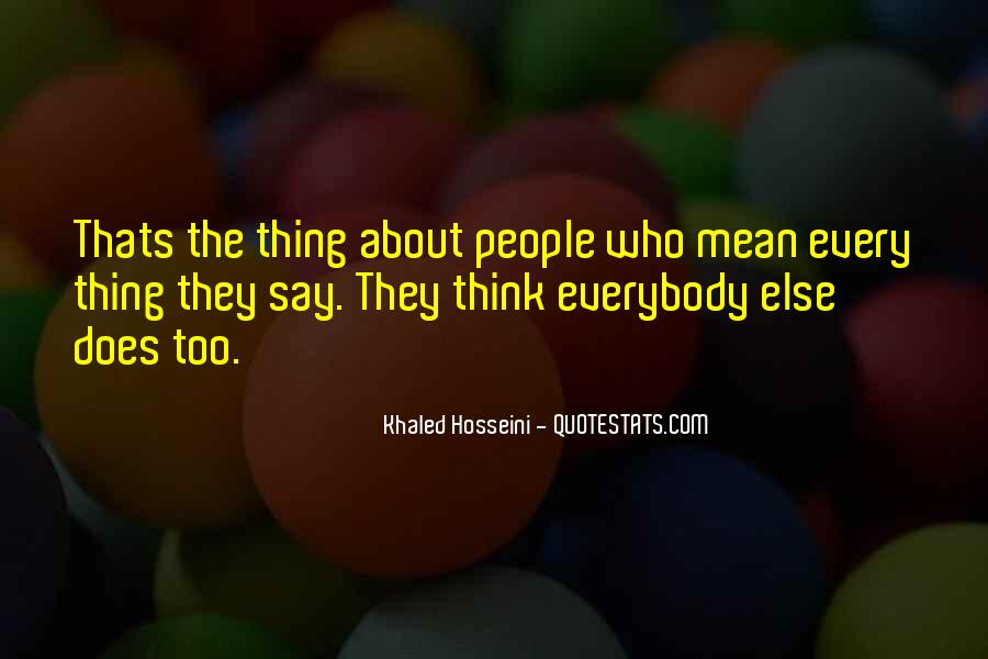 Quotes About The Past In The Kite Runner #127633