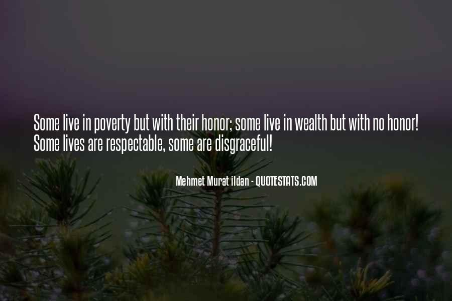 Poverty Quotes And Sayings #12250