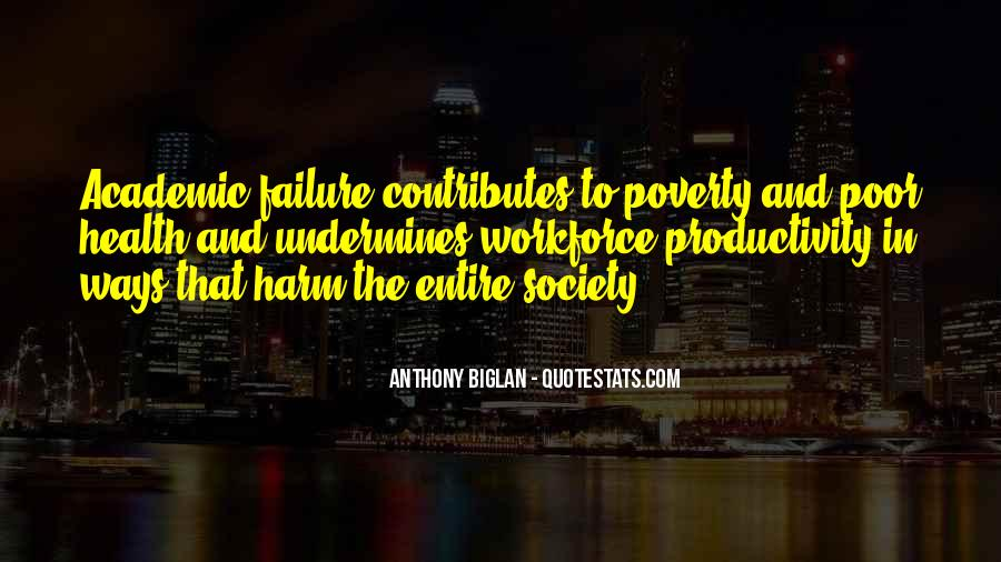 Poverty Quotes And Sayings #1293377