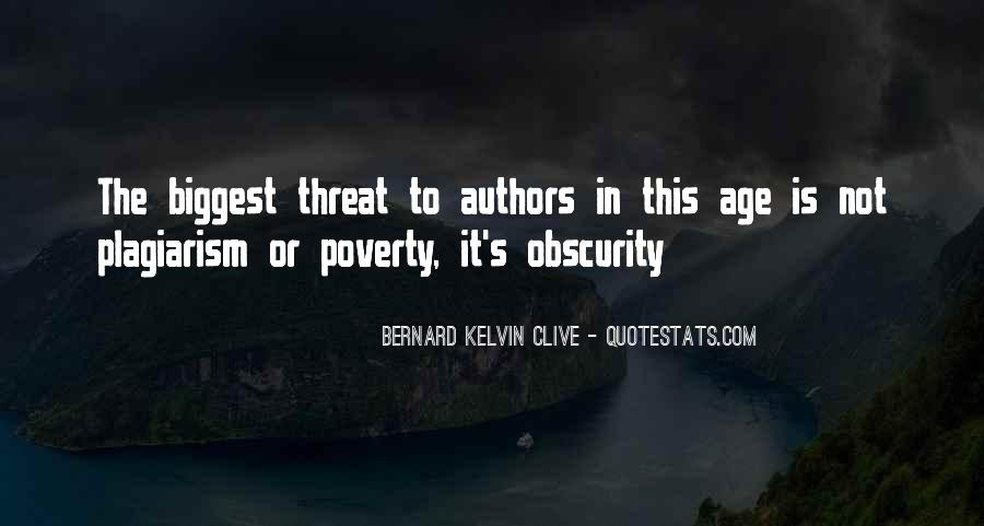 Poverty Quotes And Sayings #1678334