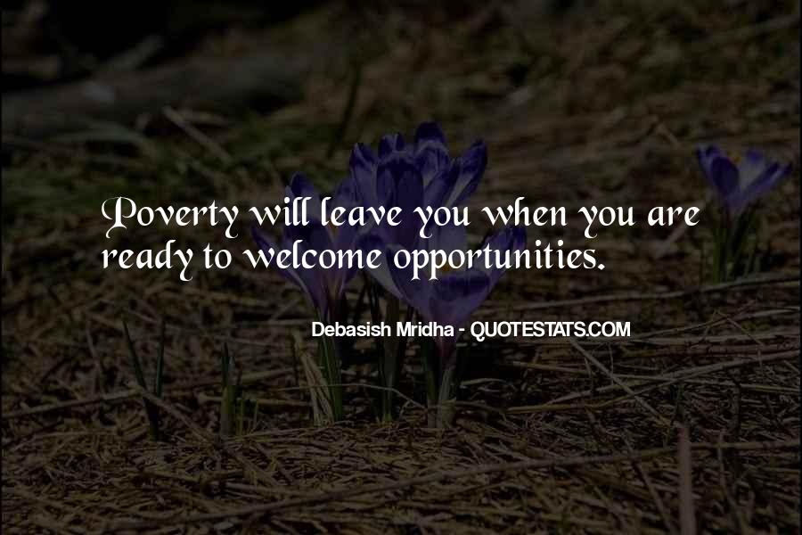 Poverty Quotes And Sayings #649096